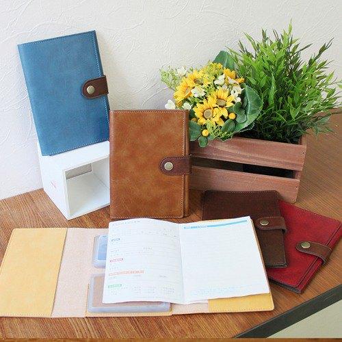 您可以帶著這本書去醫院醫院便利筆記本整齊地存放體檢票和藥品筆記本MEDIC日本製造