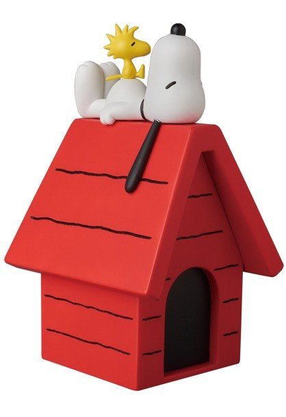 Snoopy, Woodstock and kennel (VCD Snoopy: Snoopy, Woodstock & Doghouse)