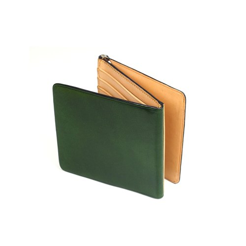 Tri-money clip /Moss GREEN