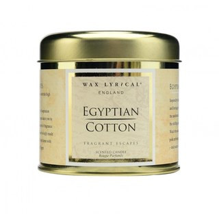 [Wax Lyrical] British candle FE series Egyptian cotton tin cans candles 35hrs