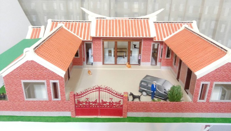 Design and planning of paper house