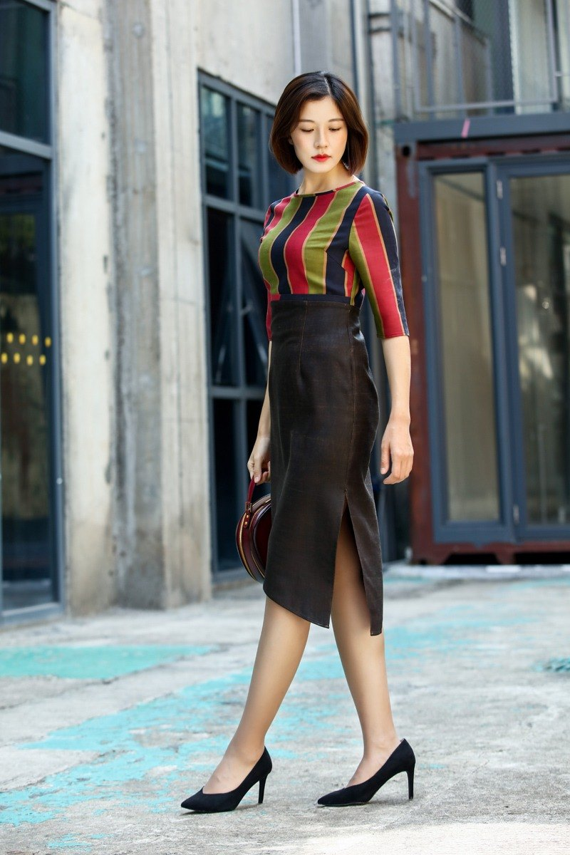 Products. Xiangyun yarn silk wool silk dress in Sicily beautiful legend