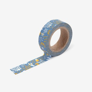 Single Roll Paper Tape-100 Marine Home, E2D03824