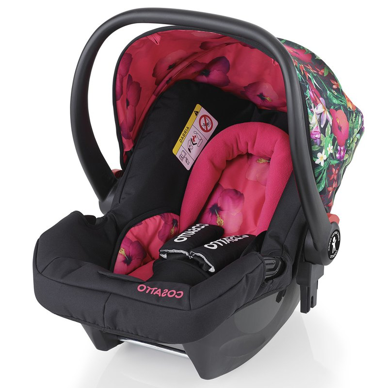 British Cosatto Hold 0+ Baby Car Seat - Tropico