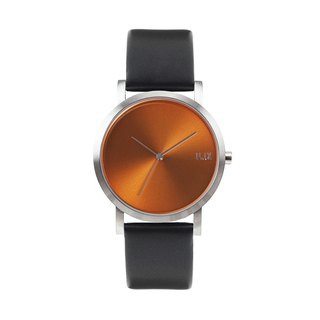 Minimal Watches : Metal Project Vol.02 - COPPER  (ฺBlack)
