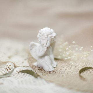 Un Jess Cadeau / Little Angel Fragrance Stone Ornament. Wedding Small Things. Lover Gifts. Gifts. Plaster