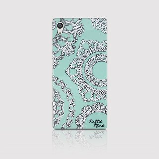 (Rabbit Mint) Mint Rabbit Phone Case - Thin He Leisi series - Sony Z5 (P00006)