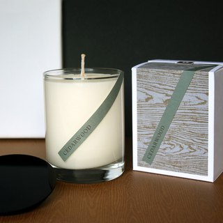 Woody fragrance │ 岚 淞 淞 pure plant soy wax oil candle