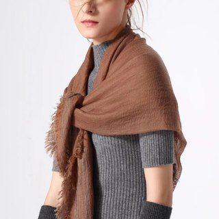 【In Stock】Morandi wool shawl