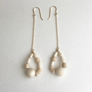 【14kgf】Tomte(pierced earrings)