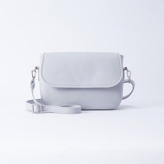 Rounded side pocket light Gray / light gray