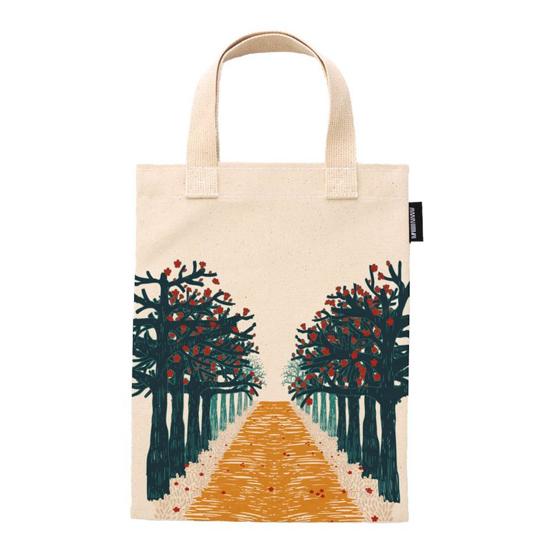 Tainan is a series of original design synthetic canvas tote bags