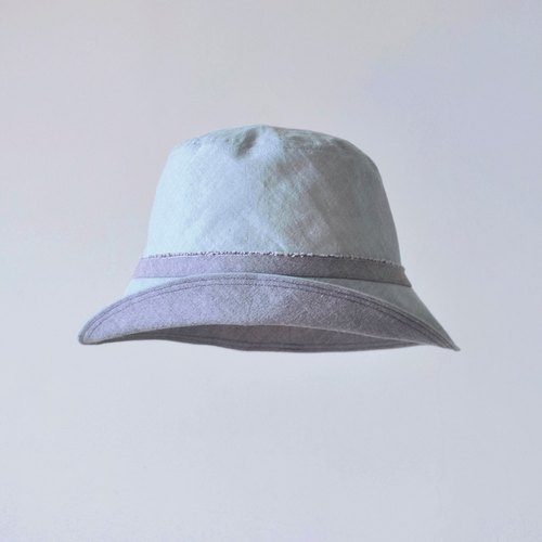 Light denim blue - blazing children's leisure hat