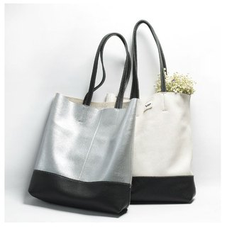 Hakken Leather Tote Bag