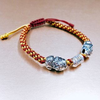 New Year flagship - 貔 貅 Chinese knot bracelet