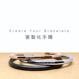 Designers Recommend 2017 MR latest product - DIY custom bracelet