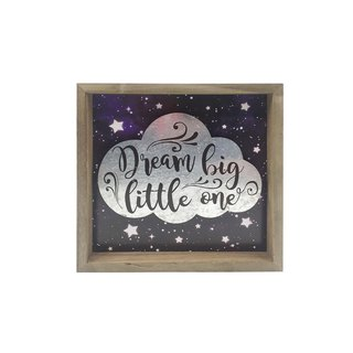 Metal Décor - Dream Big Little One