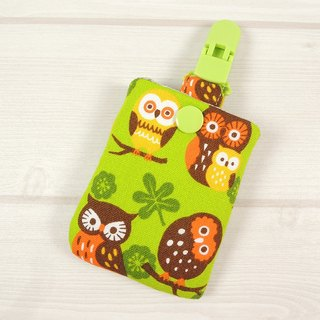 Ping Ping each child births ceremony Bag - Forest Owl