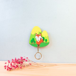 Key House FOX < Customizable Storage Decoration Gift X'mas Valentine's day >