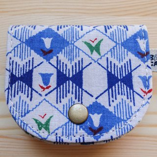 Brut Cake - Printed Vintage Retro Coin Purse (10) Can accommodate change banknote cards and headphones