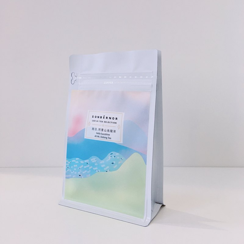 Hello Sunshine Alishan Oolong Tea - Drip Tea Bag