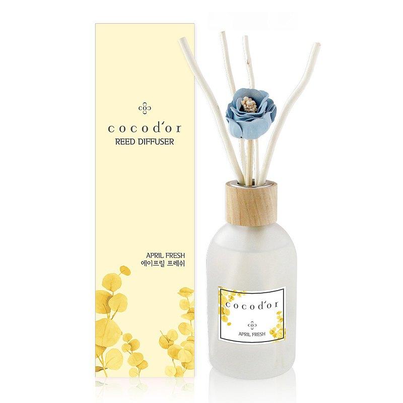 cocodor-莫蘭迪系列擴香瓶200ml-四月花香