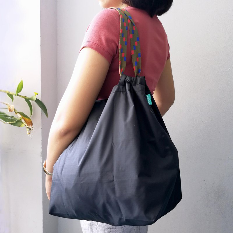 Large Informal: R-bag Black