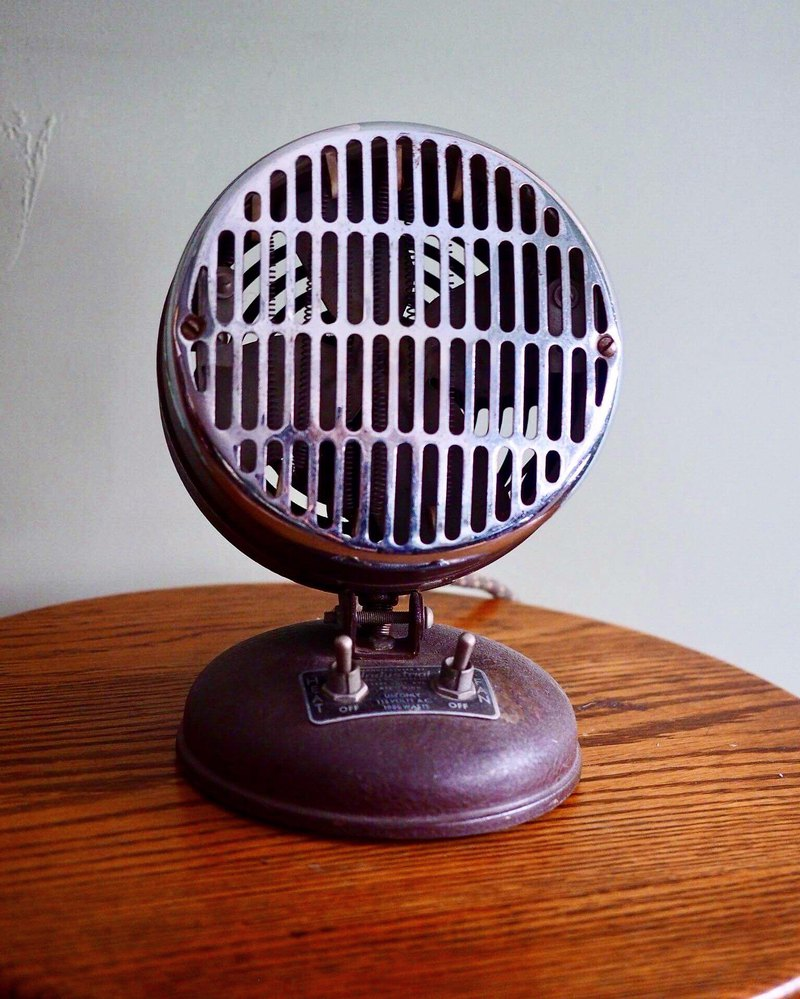 United States 1960 Summer/Winter Dual Antique Electric Fan