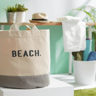 Canada fluf organic cotton HiLife universal bag / bag / bag / storage bag-Beach