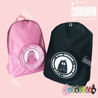 【BARBAPAPA Bubble】 large and lovely cute backpack · Kasa International genuine license