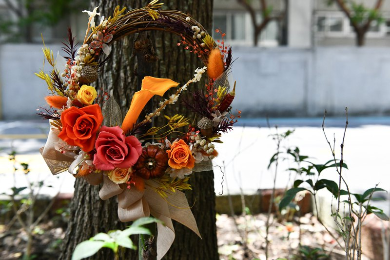Autumn Wreath│ Early Autumn Chengxing Star Flower Course
