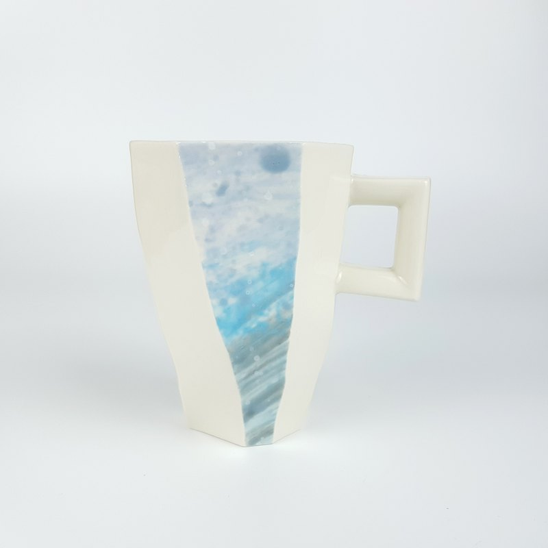 Block Mug Series - Block Mug Water