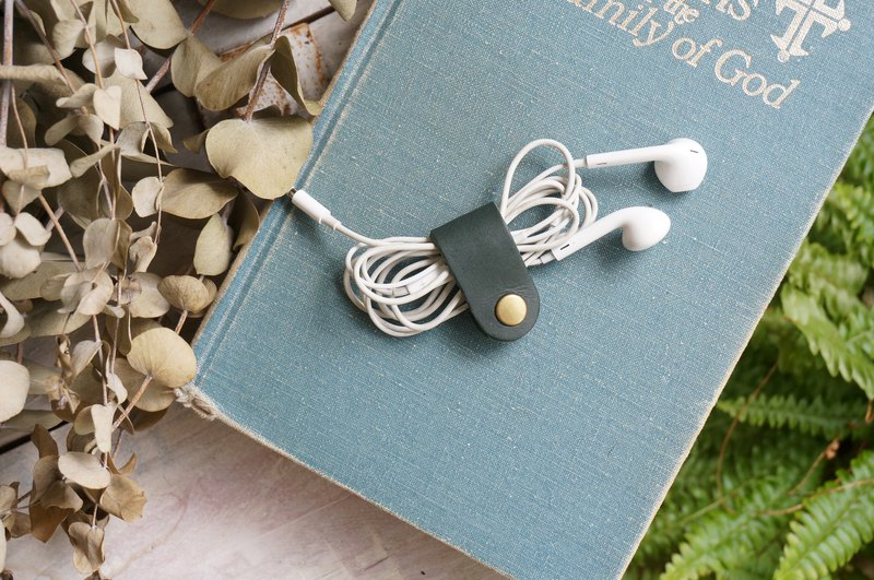 Green  - Short Style Collector for Earphone