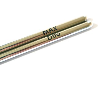 (Handmade custom wedding small objects in advance) 304 stainless steel chopsticks (limited to custom English)