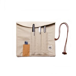[pen bag] - white grass 茫茫