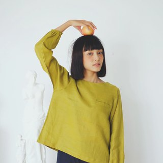 Yuri Blouse : Green