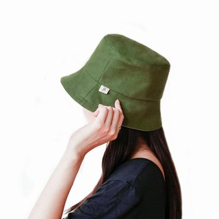 [Fisherman Hat] - Dark Green