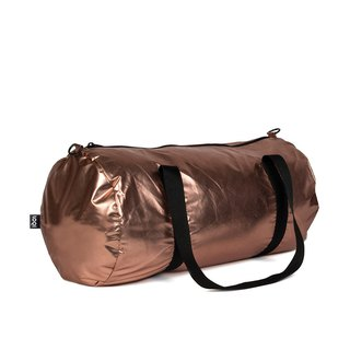 LOQI Double Side Travel Bag - Rose Gold WEMMRO