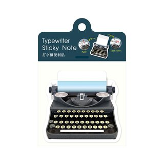 [Retro Typewriter Stickers] | Styling Convenience Fun Memo |