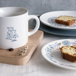 Animal Print | Sheep Mother Cup Set