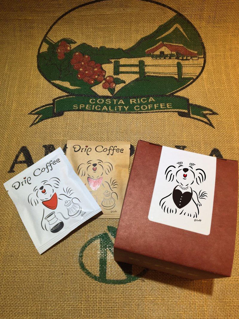 Q Family Fine Ear Coffee - Guatemala - Flower God - Medium Baking