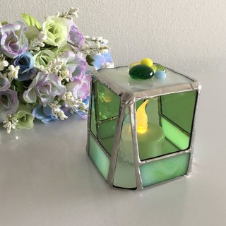 Sweet night LED Candle Holders Melon Green Bay View
