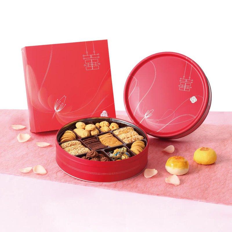 奇華餅家-金鸞喜禮盒