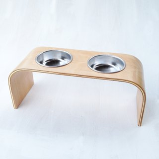MAOBASHO Maoba Xiumu Pet Bowl Holder