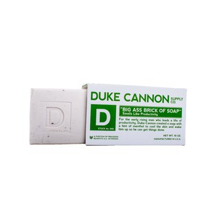 Duke Cannon BIG ASS American Super Dry Soap Group (White)
