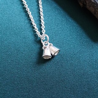 Bell・Necklace Sterling Silver