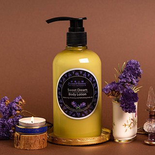 Purple Dream Body Lotion - Water