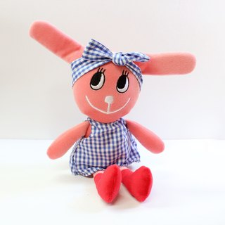 ● living things ● / cute Addy honey velvet rabbit doll promotion for this month