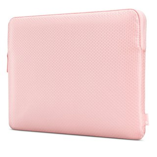 [INCASE] Slim Sleeve Air 13吋 Honeycomb Plaid Pen Protection Inside Bag (Rose Gold)