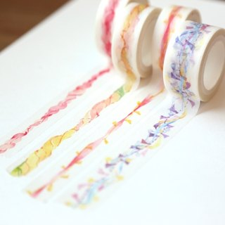 Wool String Masking Tape Set (Masking Tape Only)